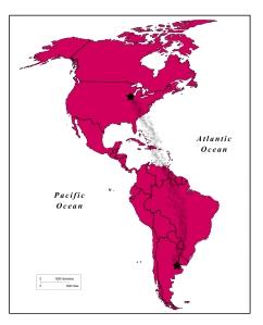 western_hemisphere_outline