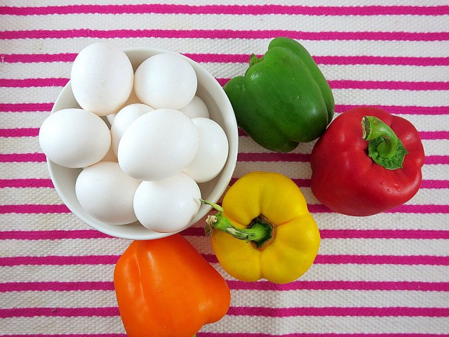 Peppers, Eggs, Fresh Produce, The O Guide
