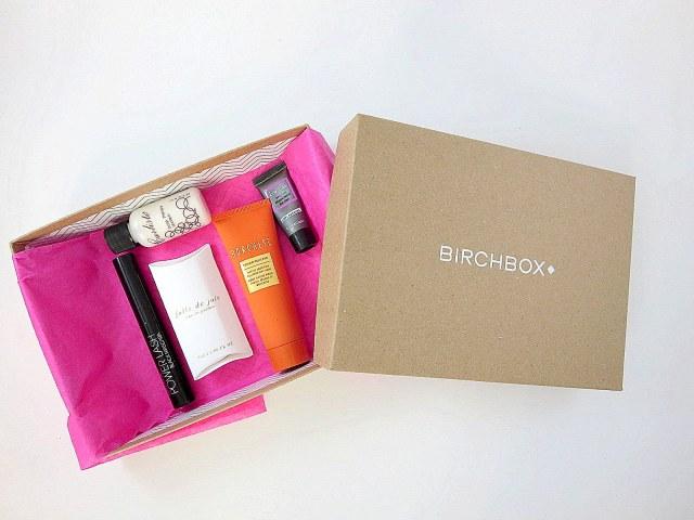 Birchbox, October, Subscription Box