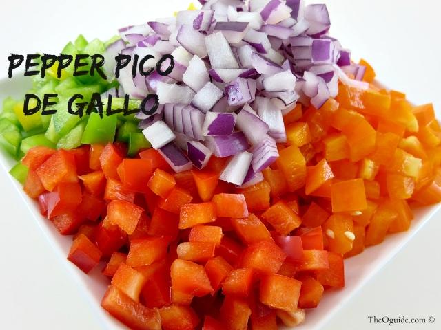 Pepper Pico De Gallo