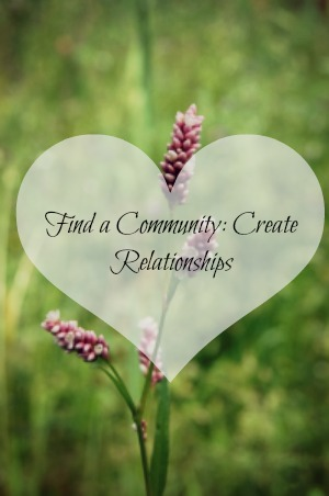find community