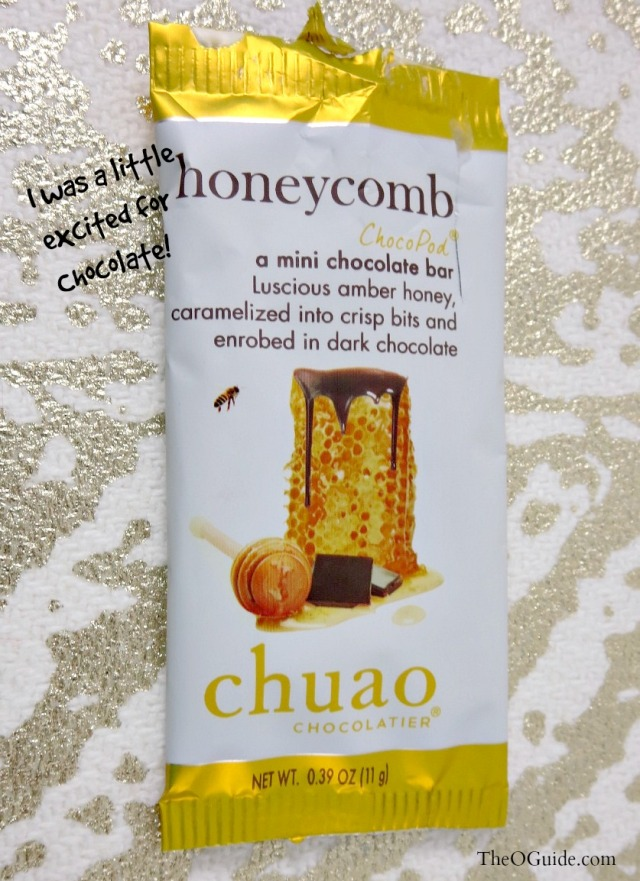 Honeycomb chocopod
