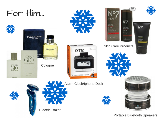 Gift Guide, Gift Guide for Him