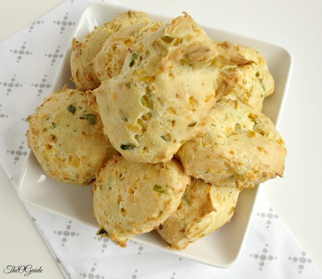 Biscuits Cheddar
