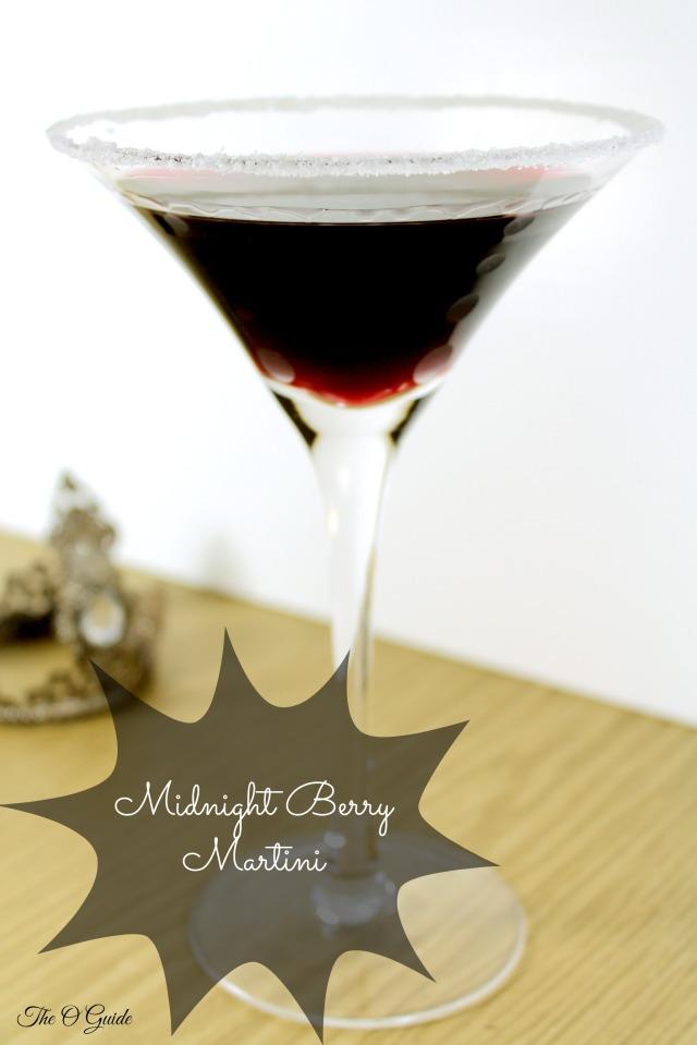 Midnite Berry Martini starburst