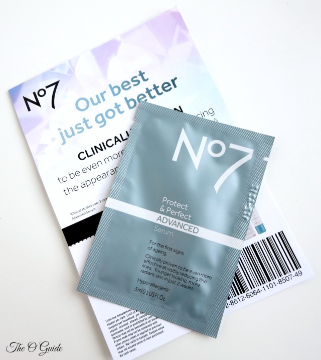 No7 Advance Serum