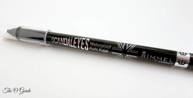 Scandaleyes Eyeliner Rimmel London