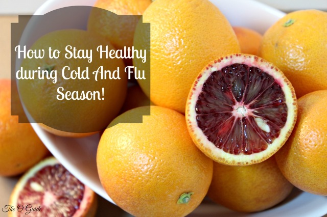 cold and flu season, stay healthy, survive cold and flu season
